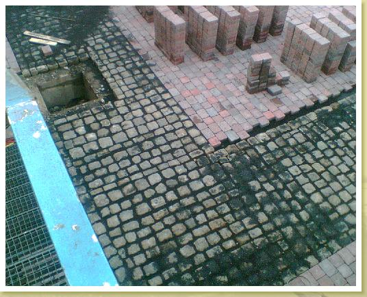 Pflasterarbeiten Köln - Porz