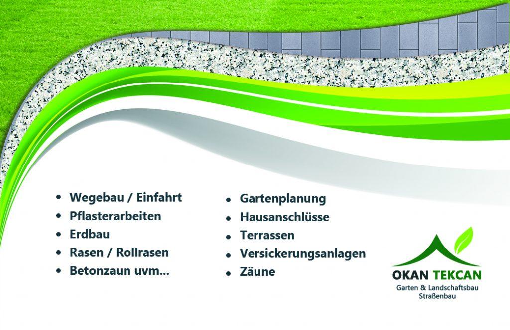 Galabau Okan - Garten- und Landschaftsbau Köln